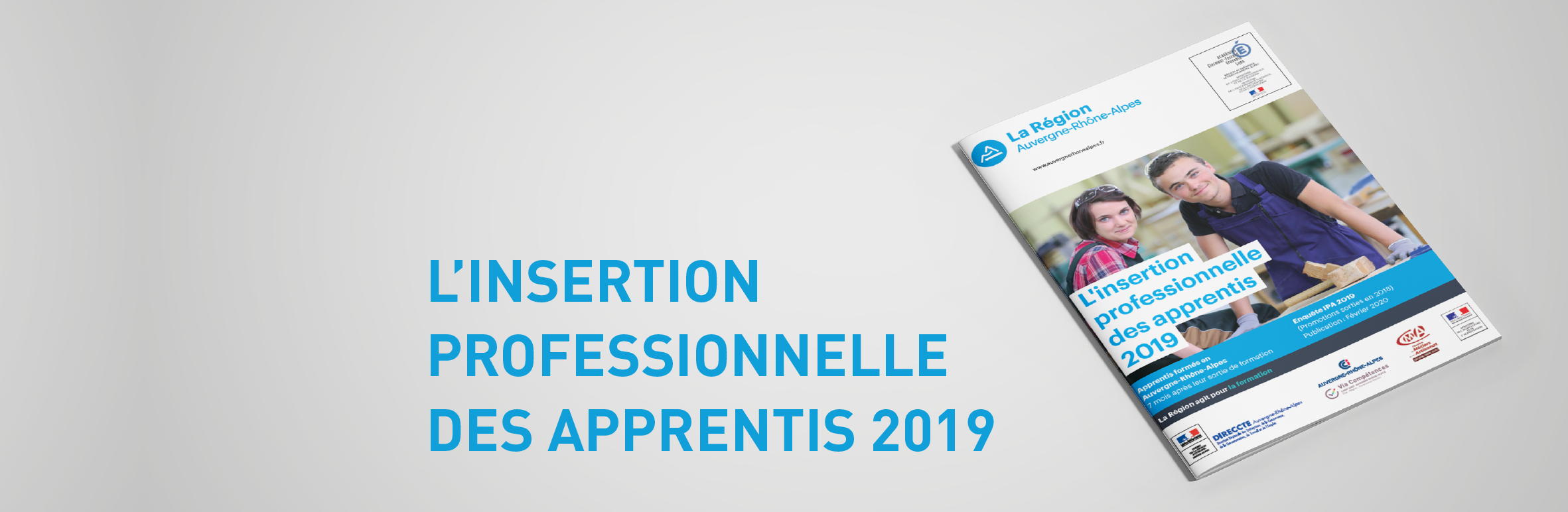 L'insertion des apprentis en Auvergne-Rhône-Alpes