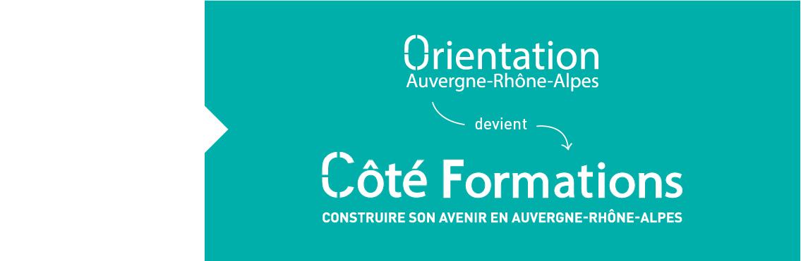 Site grand public : Côté Formations