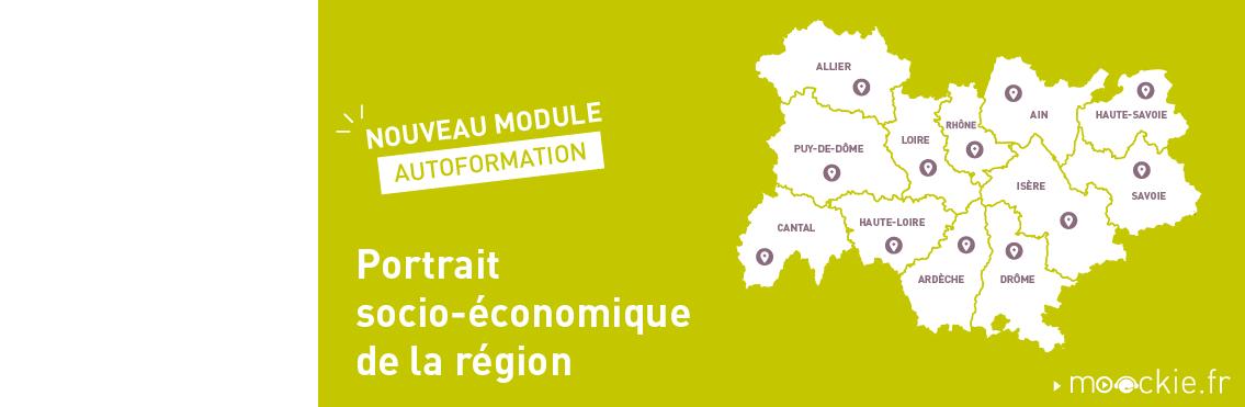 Module Moockie sur la connaissance du territoire Auvergne-Rhône-Alpes