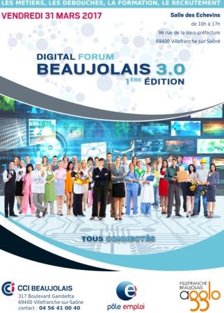 Forum digital Beaujolais 3.0