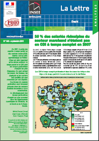 Lettre INSEE PRAO 149
