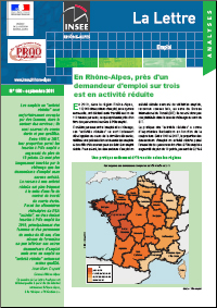 Lettre INSEE PRAO 150