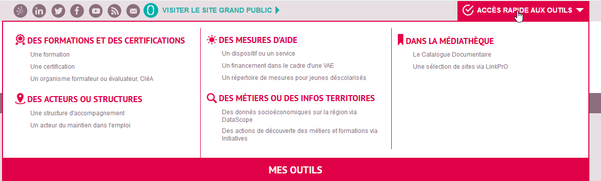 Site www.via-competences.fr