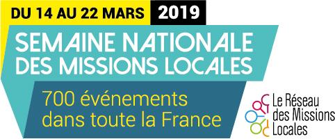 La semaine de Missions locales - édition 2019