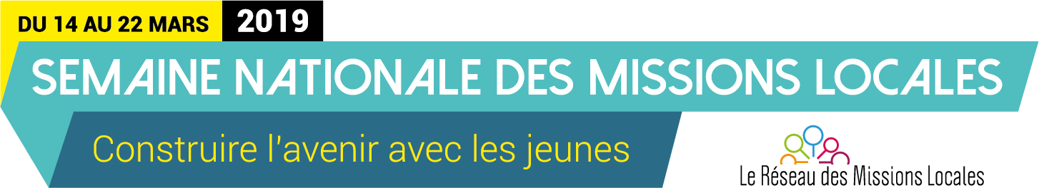 Semaine nationale des Missions locales - 2019