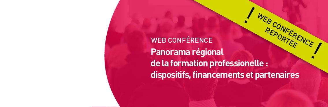 Report de la web conférence