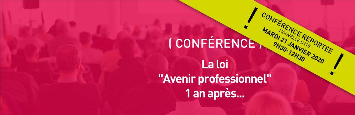 Conférence Via Compétences