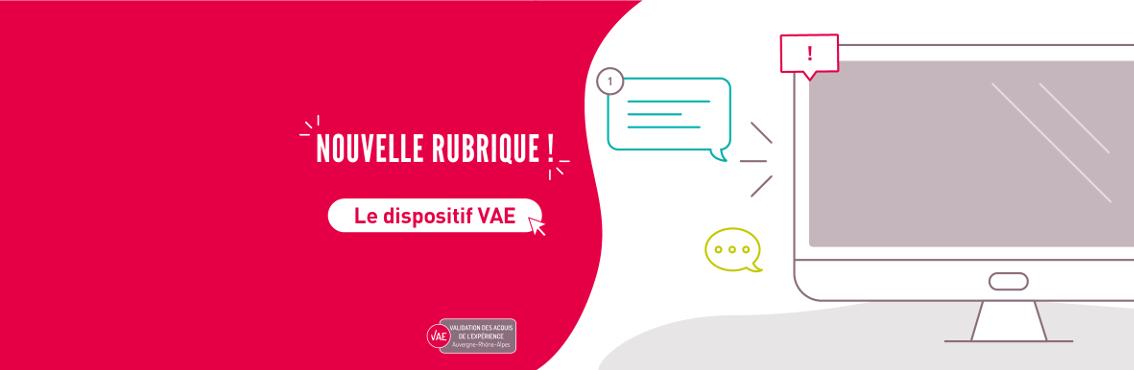 Rubrique VAE