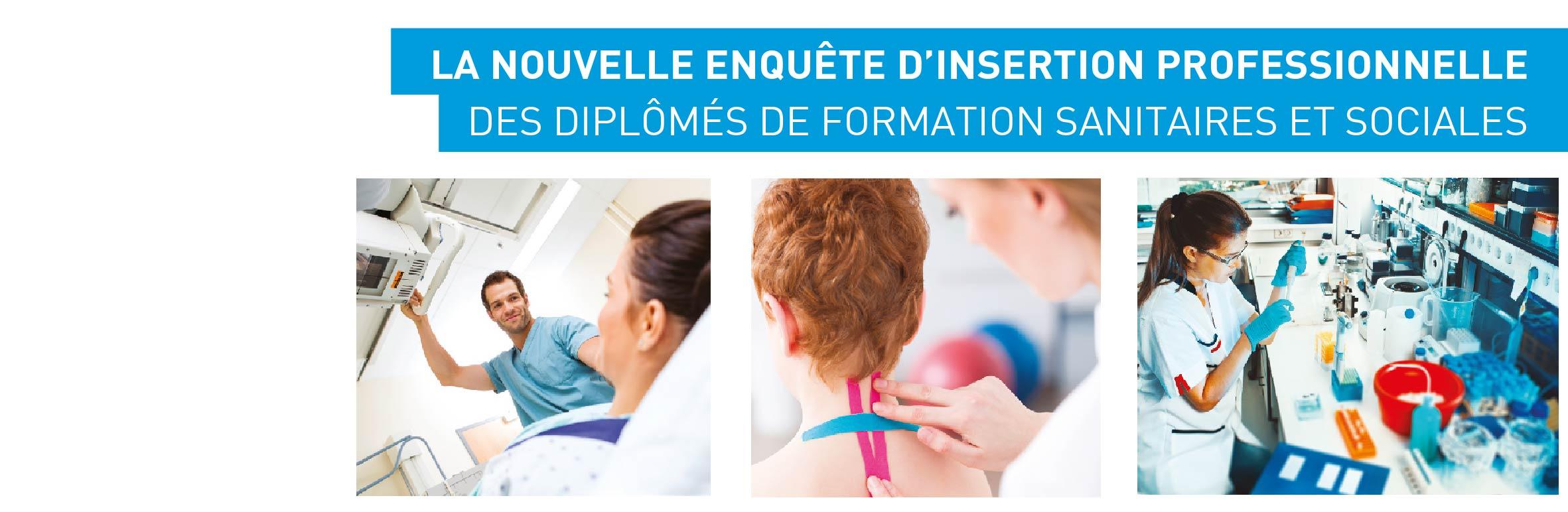 L'insertion des diplômés sanitaires et sociaux en Auvergne-Rhône-Alpes